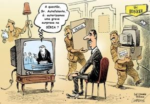 PERDENDO O ELEMENTO SURPRESA NA SIRIA