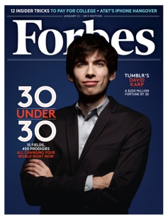 David Karp Forbes