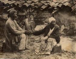 Após abolição ex escraqvos possam, mas sã proibidos de sorrir, 1888