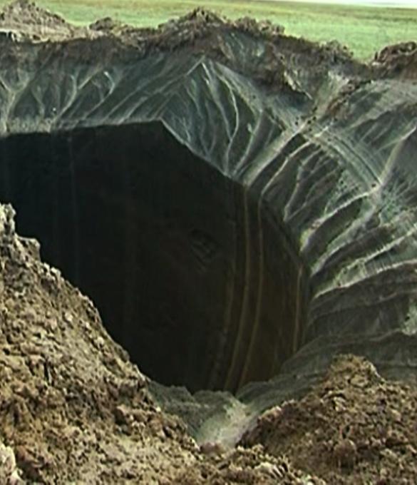 Cratera de Yamal – Novo mistério siberiano