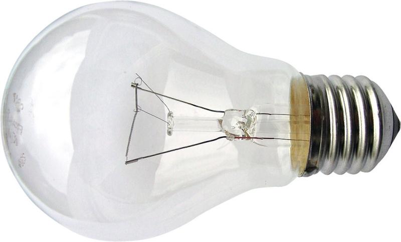 Lâmpada incandescente 60 Watts economizará uma fortuna ao país