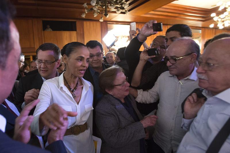 Marina Silva: a nova 'presidenta'