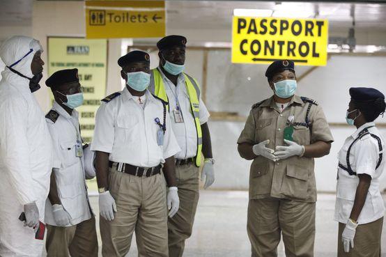 Ebola avança na África