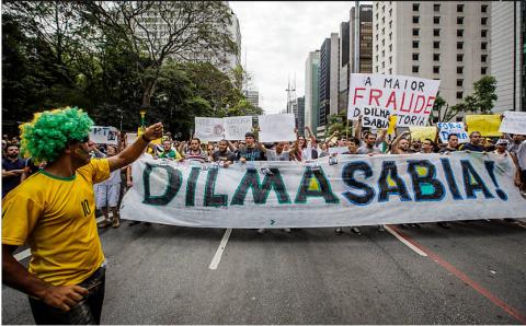 O 3º turno entre o PT e o PSDB