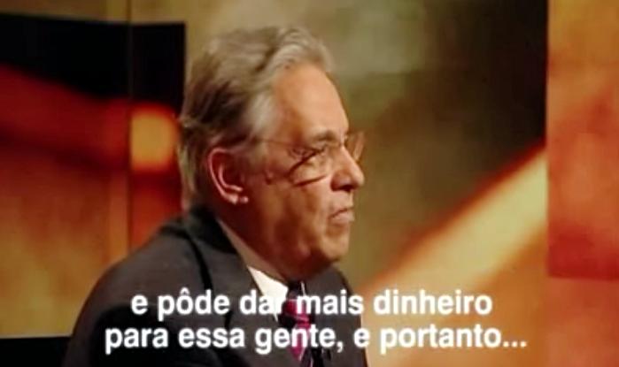 O Brasilzinho da Era FHC