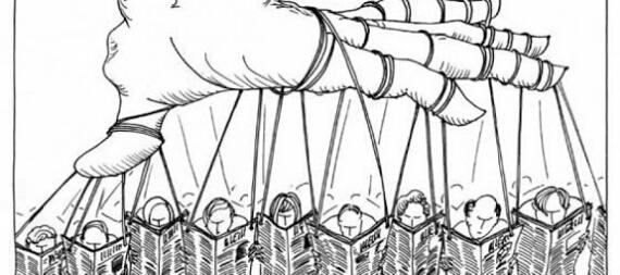 O Estranho Mundo dos Midiotas