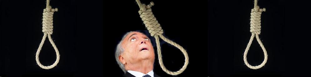 O Brasil está nessa merda porque… —