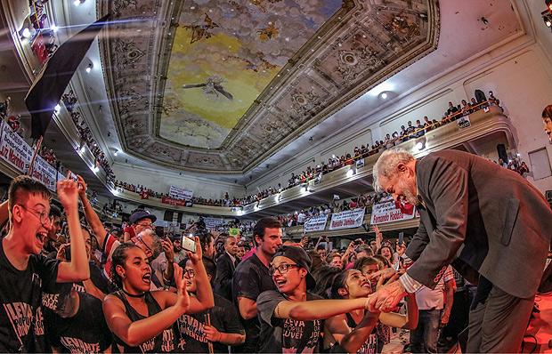 """""""Moro, PF e procuradores mentem e são dignos de pena"""", diz Lula —"""
