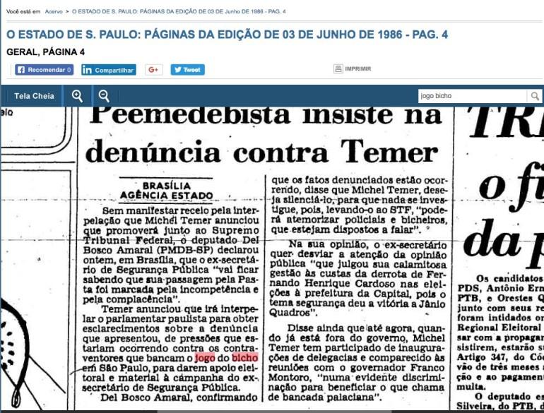temer 1986